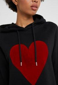 Love Moschino - DRESS - Day dress - black - 6
