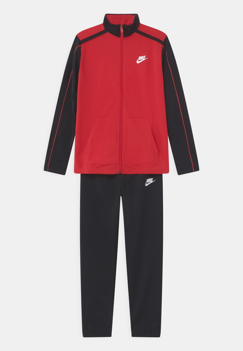 Nike Sportswear - FUTURA SET UNISEX - Survêtement - university red/black/white