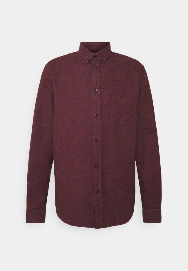 LIAM - Shirt - brandy brown