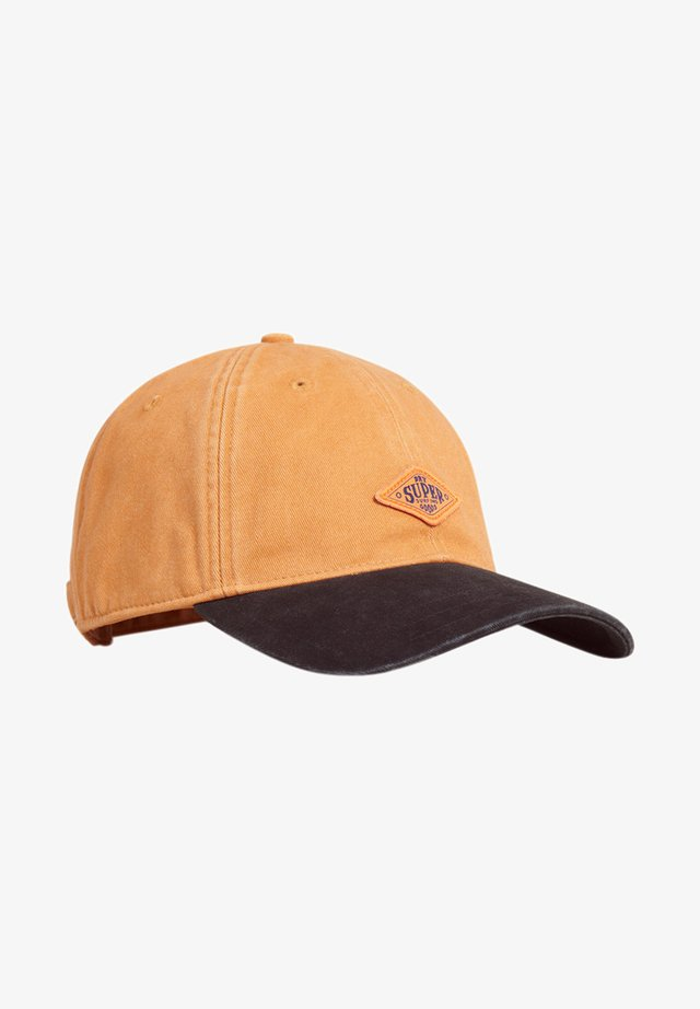 Casquette - toasted orange