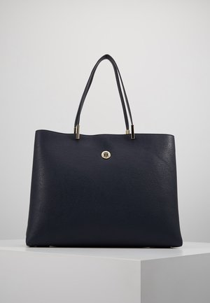 CORE TOTE - Tote bag - blue