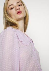 YAS - YASMINNIE - Skjorte - lavender fog - 4