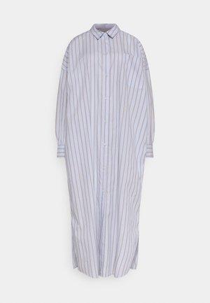 EINA - Shirt dress - heather
