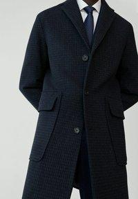 Mango - DART-I - Manteau classique - dunkles marineblau - 4