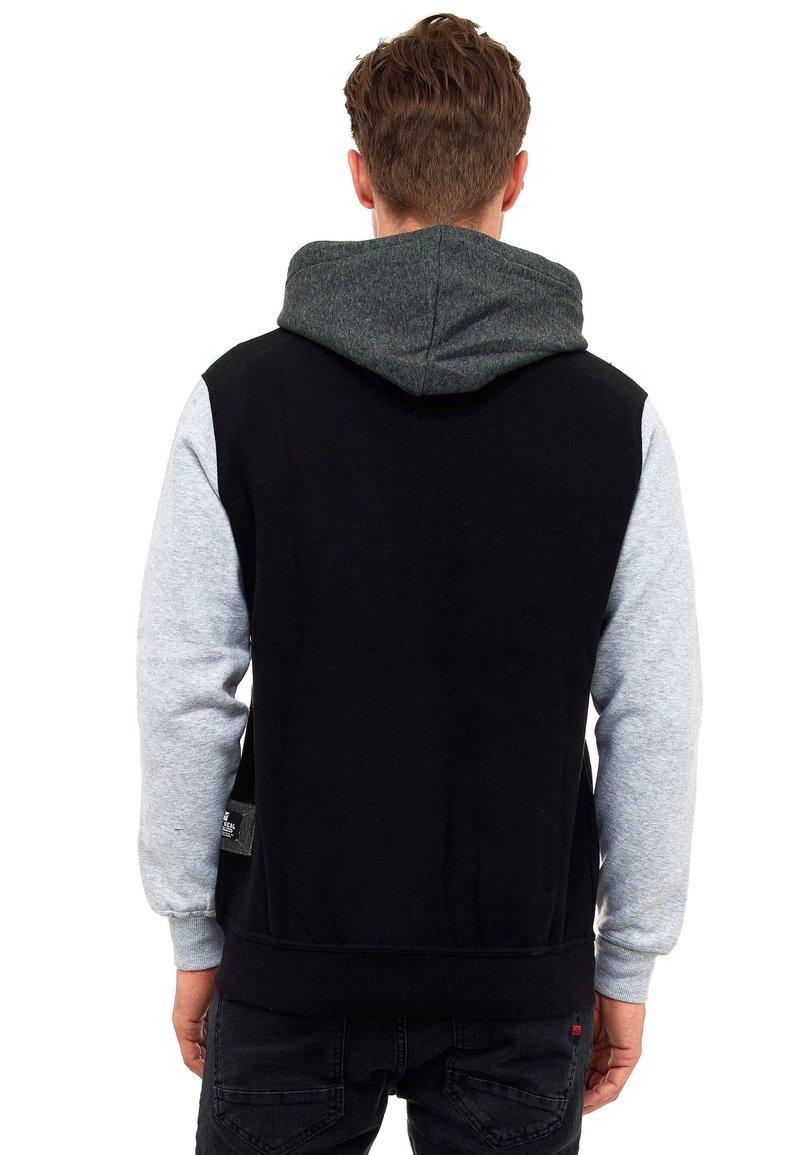 Rusty Neal - Zip-up hoodie - anthrazit