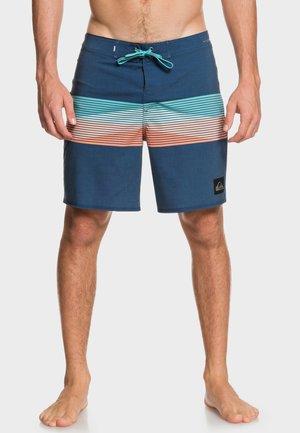 """QUIKSILVER™ HIGHLINE SEASONS 18"""" - BOARDSHORTS FÜR MÄNNER EQYBS0 - Swimming shorts - majolica blue"""