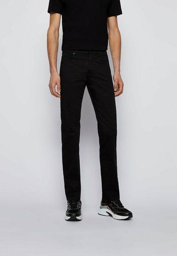 MAINE - Slim fit jeans - black