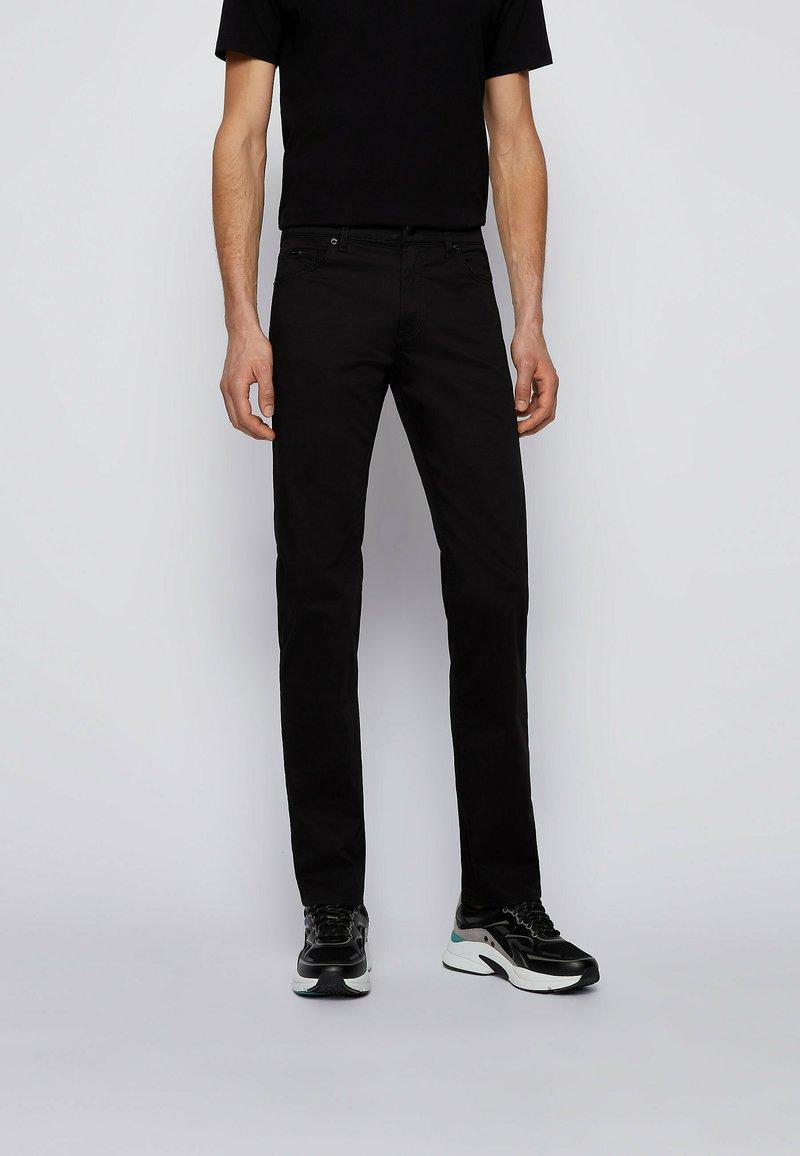 BOSS - MAINE - Slim fit -farkut - black