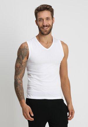 TANKTOP  2 PACK - Camiseta interior - weiß