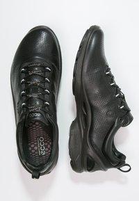 ECCO - BIOM FJUEL - Sneakers laag - black - 1