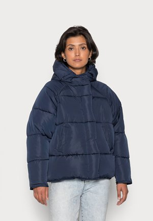 YOUNG LADIES PADDED JACKET - Winter jacket - navy blue