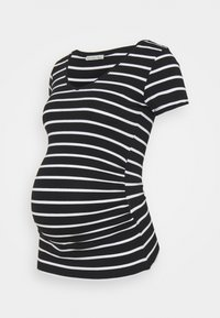 Anna Field MAMA - 3 PACK - T-shirts print - black /white/multi-coloured - 1