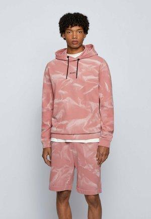 Hoodie - light pink