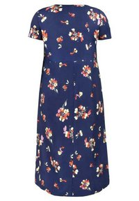 Live Unlimited London - Jersey dress - dark blue - 4