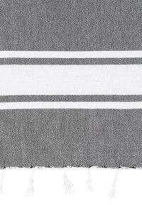 Espadrij l´originale - BEACHPLAID - Ręcznik plażowy - noir - 2