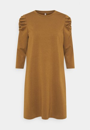 ONLVIOLA DRESS - Robe en jersey - rubber