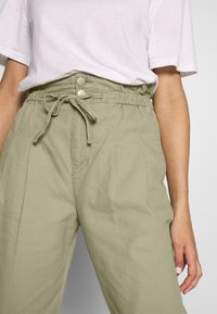 Cotton On - PAPERBAG UTILITY - Broek - tea - 4