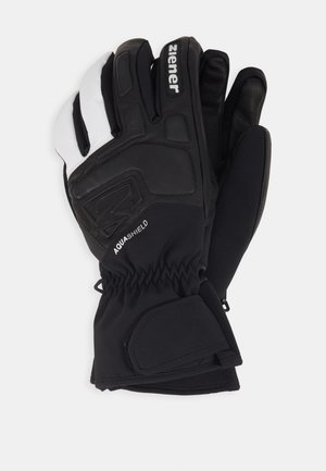 GLYXUS GLOVE SKI ALPINE - Rukavice - white