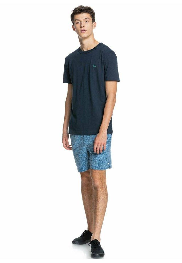 ESSENTIALS - Print T-shirt - navy blazer