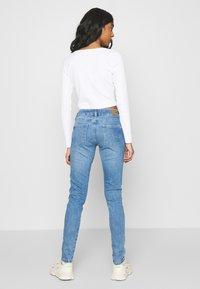 Pepe Jeans - PIXIE STITCH - Jeans Skinny Fit - light blue denim - 2