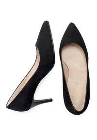 Eva Lopez - SALÓN PIEL - Classic heels - black - 2