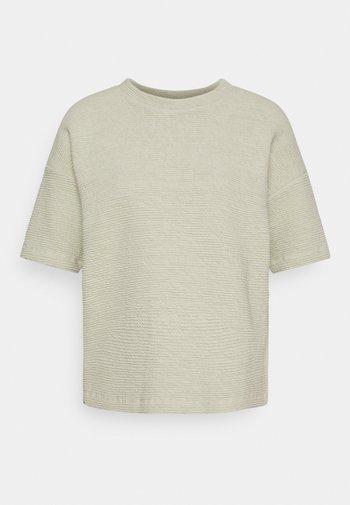 GINSTA - Basic T-shirt - pistachio