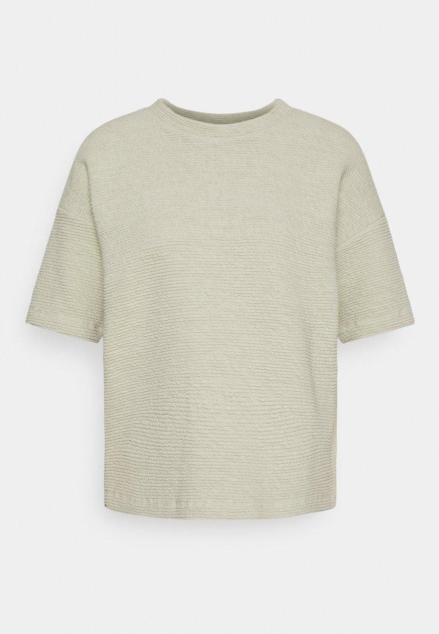 GINSTA - T-shirt basic - pistachio