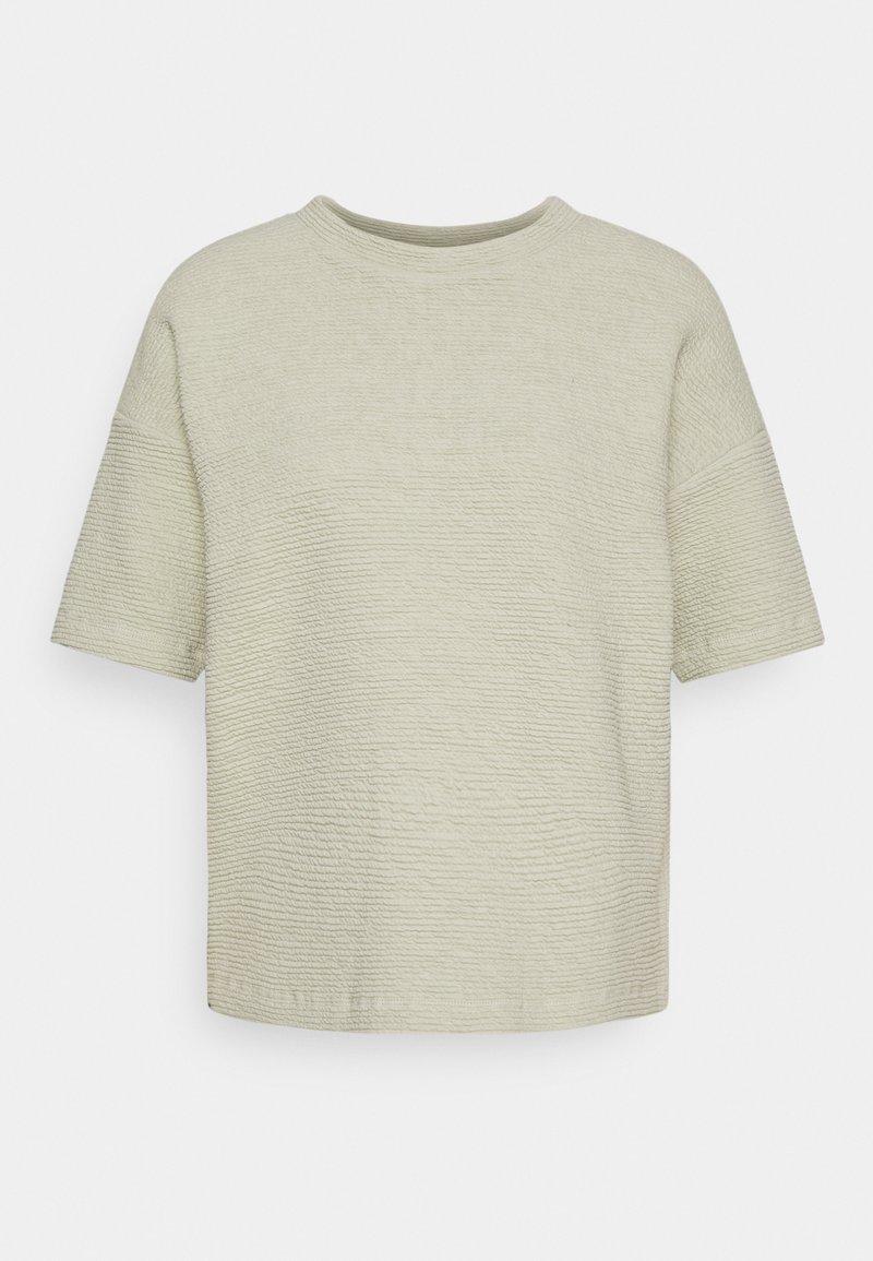 Opus - GINSTA - Basic T-shirt - pistachio