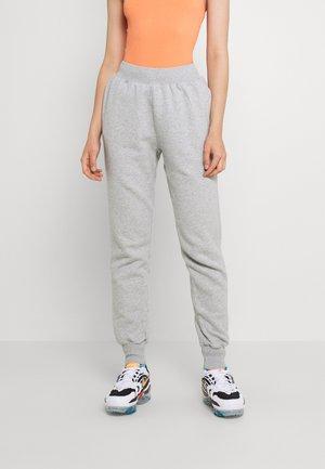 GOOD WAIST JOGGER - Pantaloni sportivi - heather grey