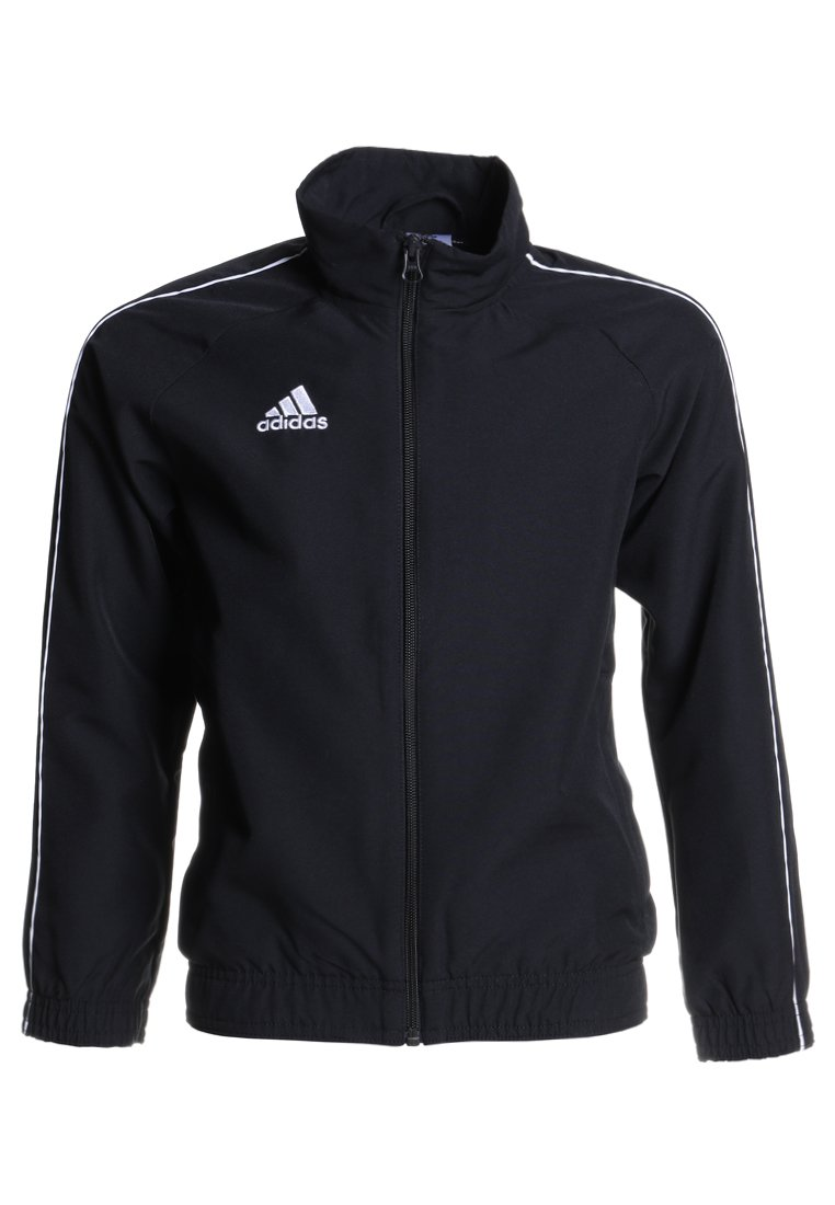 CORE PRE Trainingsjacke blackwhite