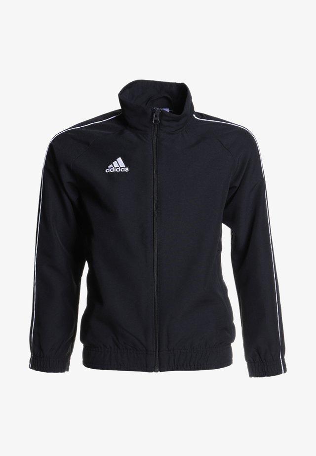 CORE PRE - Trainingsjacke - black/white