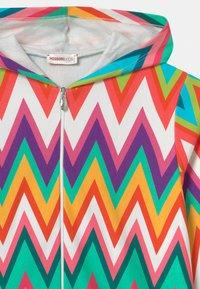 Missoni Kids - ZIP CAPPUCCIO - Zip-up sweatshirt - multi-coloured - 2