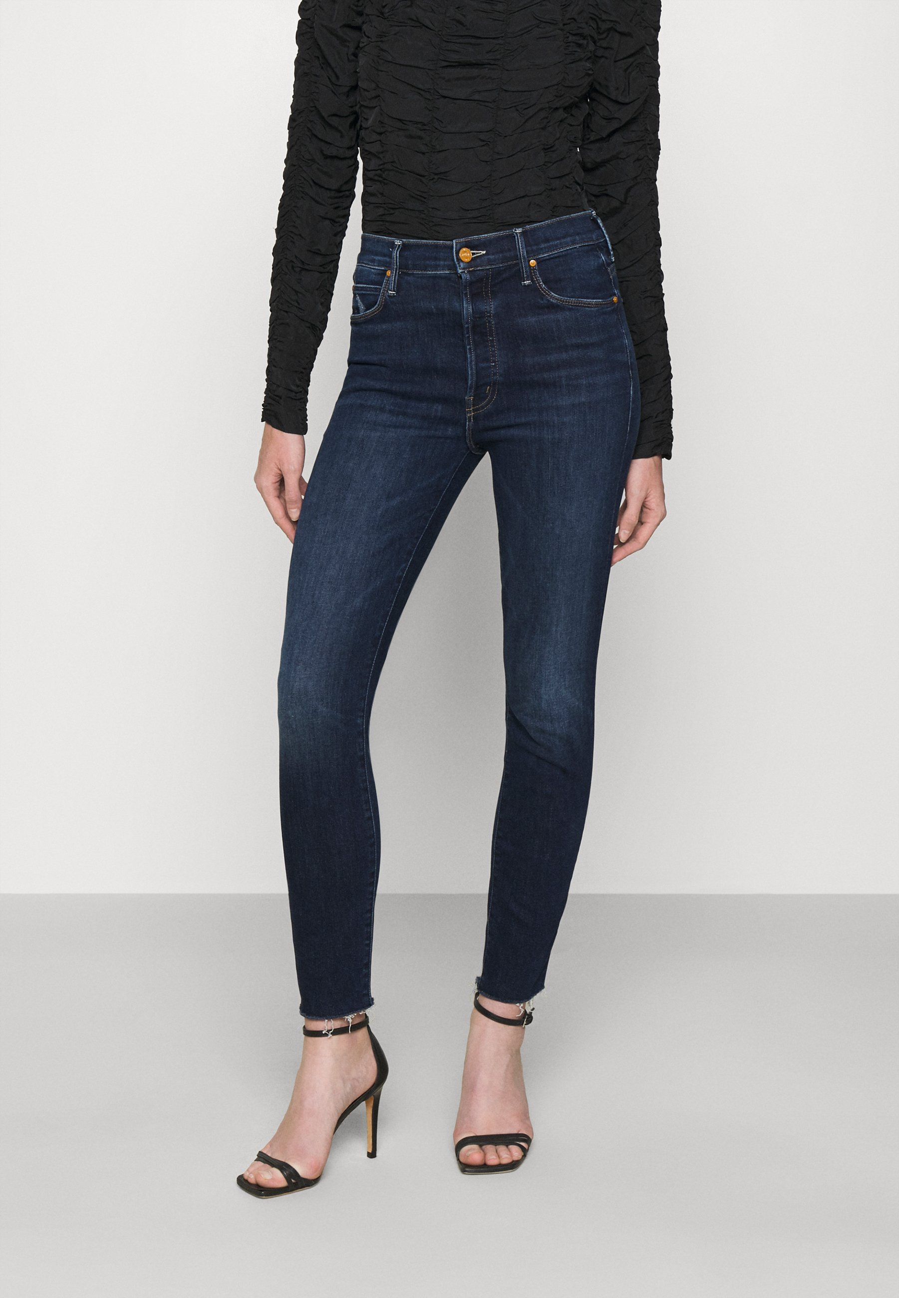 Women THE STUNNER ANKLE FRAY - Jeans Skinny Fit