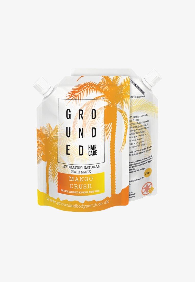 Grounded - HAIR MASK - Hair mask - orange/mango crush