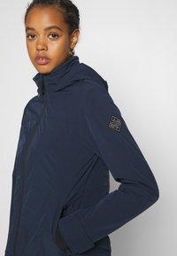 Hollister Co. - Light jacket - navy - 5
