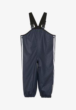 LAMMIKKO - Kalhoty do deště - navy