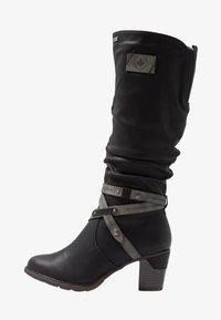 Zimní obuv - schwarz