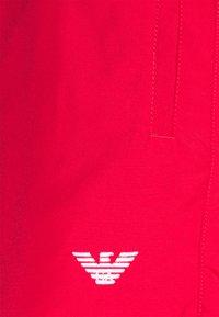 Emporio Armani - Shorts da mare - papavero poppy - 2