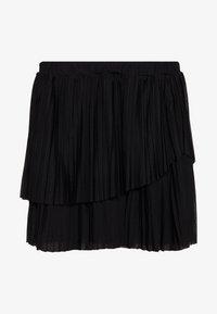 Trendyol - Mini skirt - black - 0