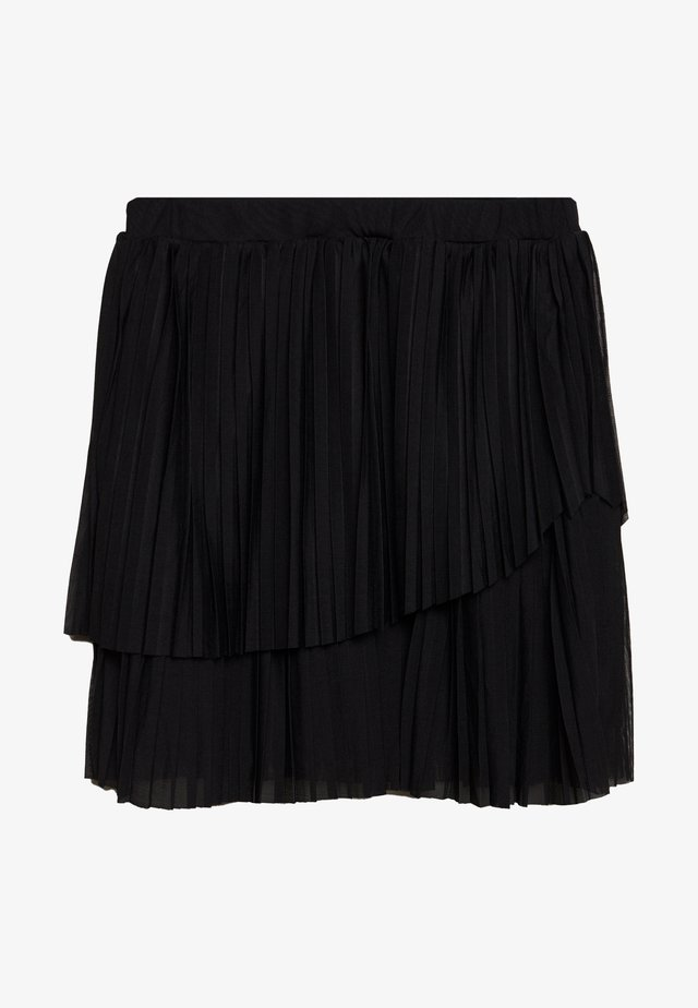 Mini skirt - black