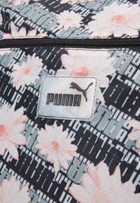 Puma - CORE POP SHOPPER UNISEX - Tote bag - black - 3