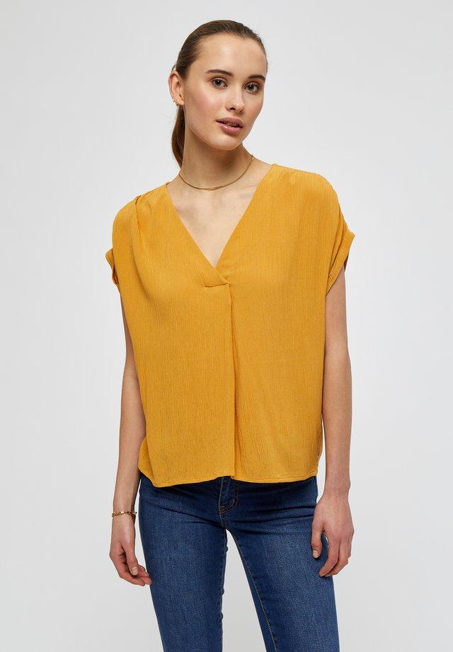 Blus - yellow