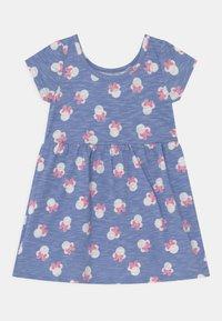 GAP - DISNEY MINNIE MOUSE TODDLER GIRL DRESS - Jerseykleid - blue - 0