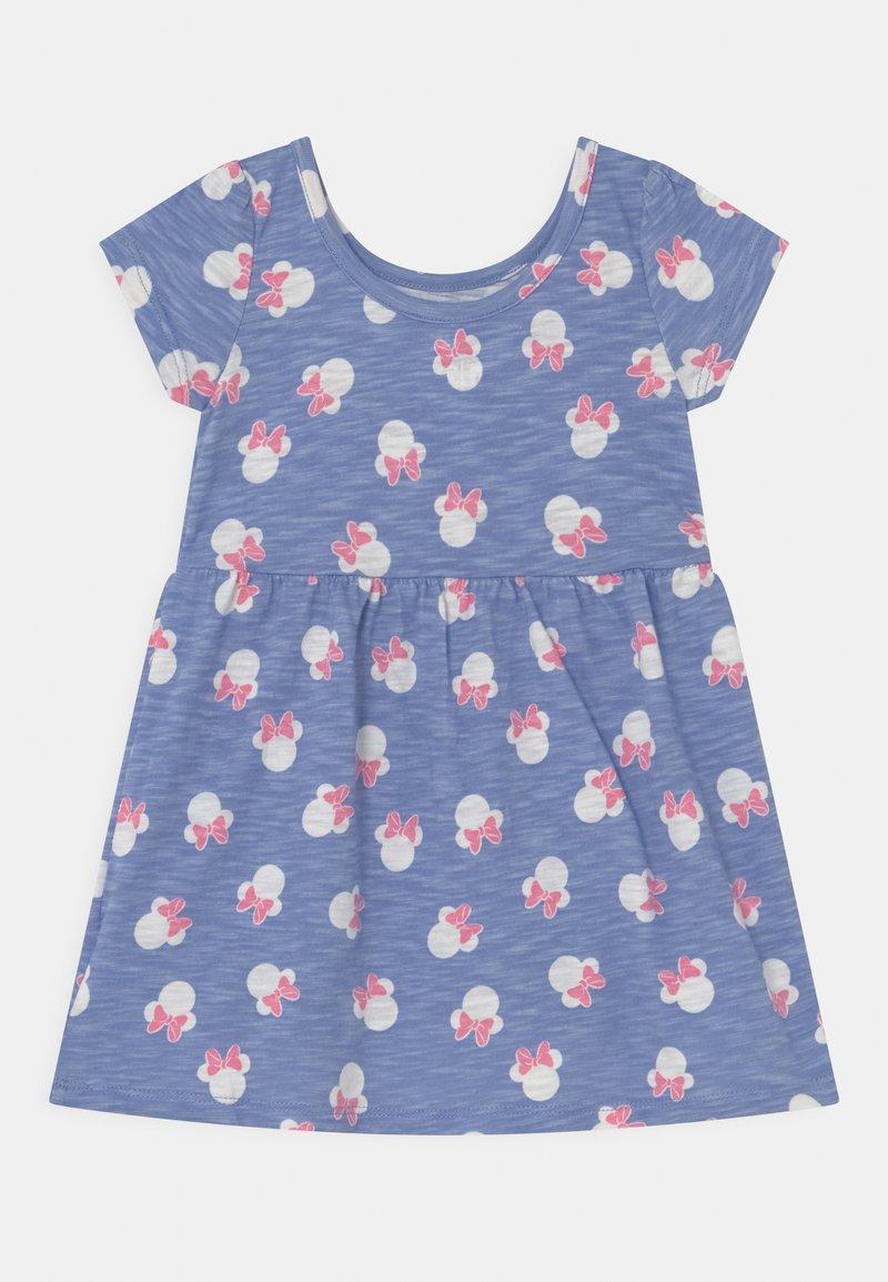 GAP - DISNEY MINNIE MOUSE TODDLER GIRL DRESS - Jerseykleid - blue