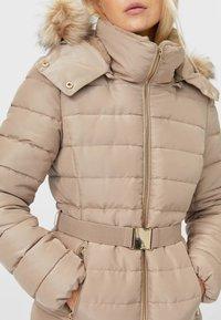 Stradivarius - Winter jacket - brown - 3