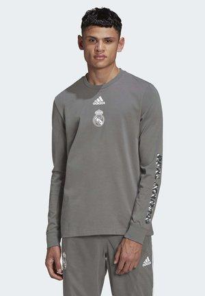REAL MADRID SEASONAL SPECIALS - T-shirts print - grey