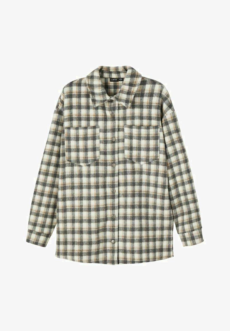LMTD - Button-down blouse - snow white