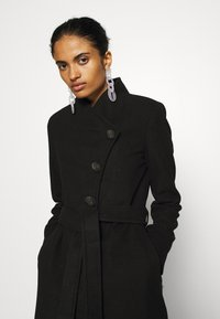 ONLY - ONLLIVA COAT - Kåpe / frakk - black - 3