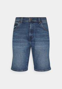 TEXAS - Denim shorts - the ace