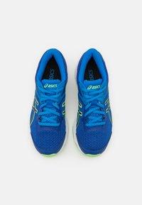 ASICS - GT-1000 10 UNISEX - Stabilty running shoes - asics blue/french blue - 3
